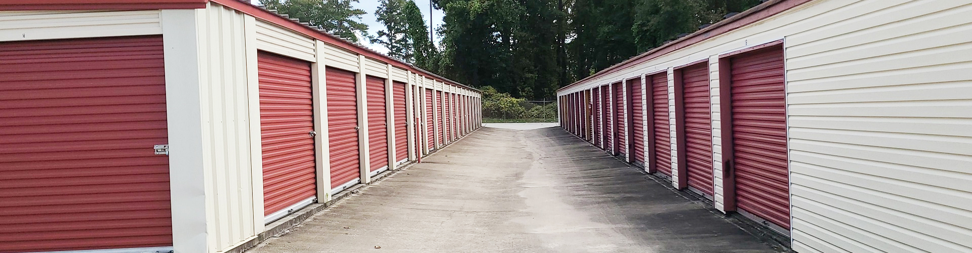 Storage Units in Douglasville GA